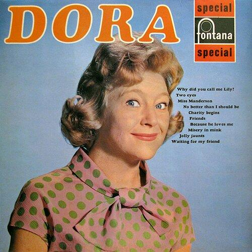 Very sad to hear that British star Dora Bryan has died age 91. Dora you were absolutely fabulous! R.I.P. http://t.co/kf8HADm7wo