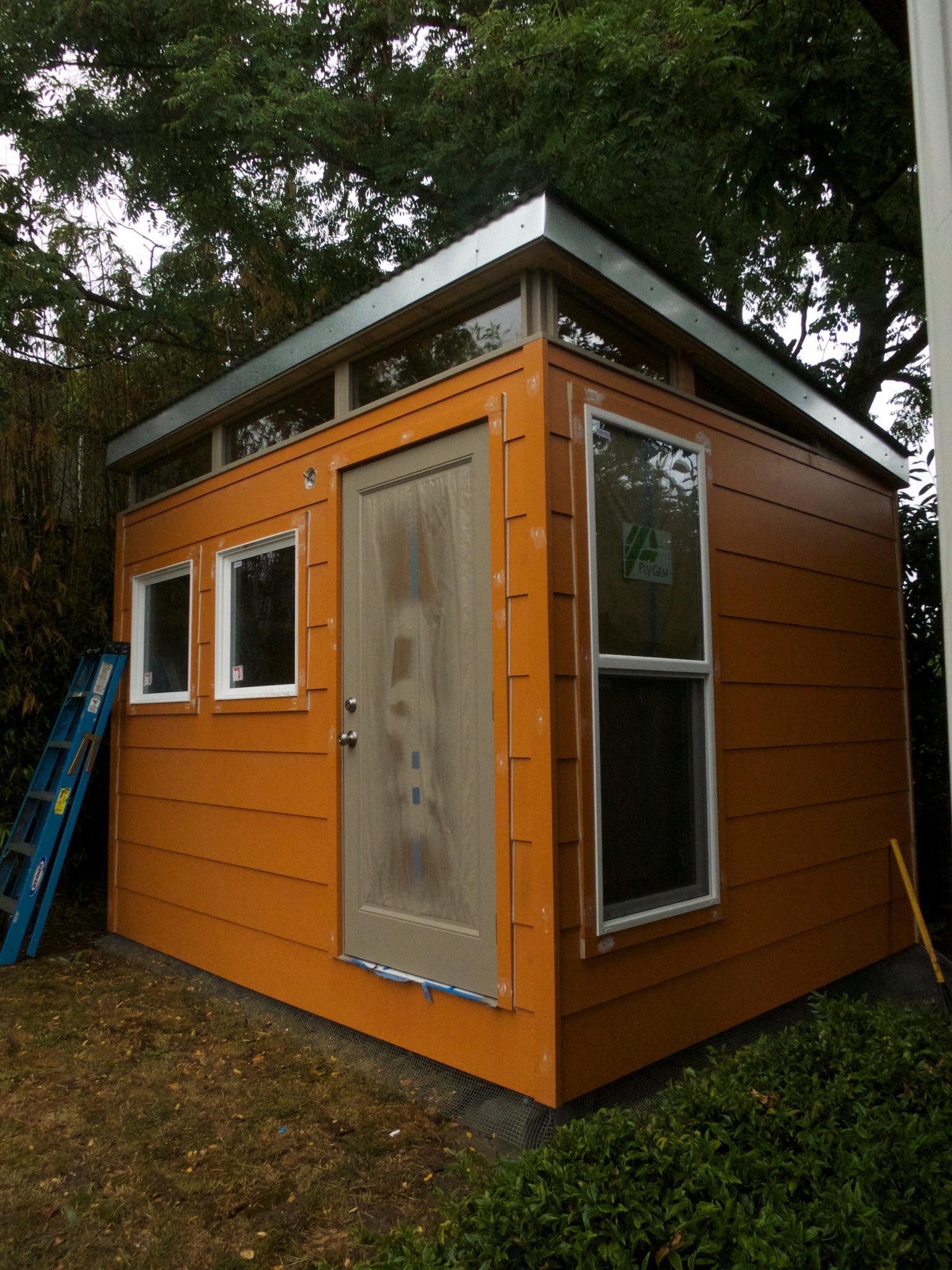 Modern shed yourmodernshed twitter for Modern shed