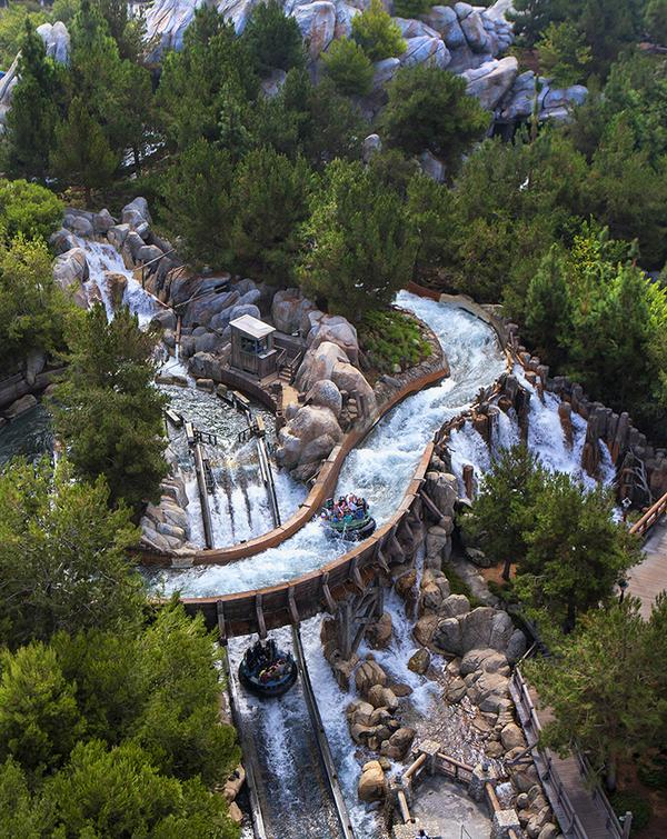 Disneyland Resort On Twitter Get Set To Get Wet On Grizzly River