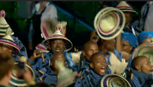 <3 RT @jimwaterson Lesotho have excellent hats. More of those sort of hats. #commonwealthgames http://t.co/psxnhR0YMa