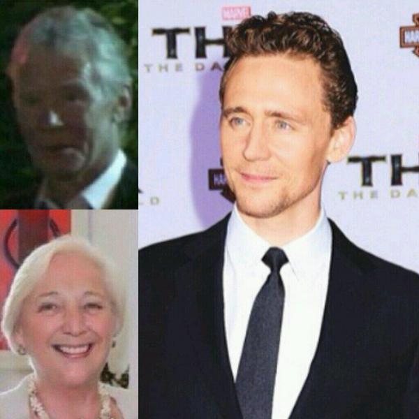 Diana Patricia Hiddleston James Hiddleston | www...