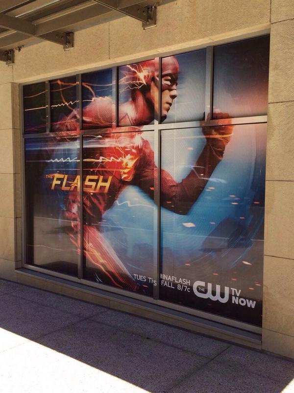Flash - [Series] THE FLASH  BtQgWd8CAAE_S9e