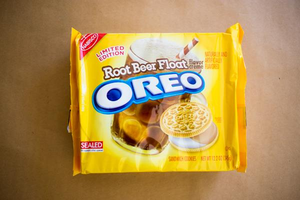 """Enough @Oreo. """"@darrenrovell: The folks @foodbeast give the Root Beer Float Oreo a good review http://t.co/7tQnBpLJ8s http://t.co/pDrmHPeZAU"""
