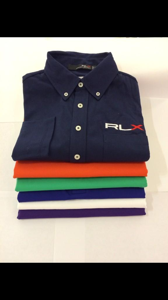 Simply RT or tweet #RBCDonald to win these RLX @RalphLauren shirts. I'll throw in some of my own signed shirts too. http://t.co/VtskKWZNwp