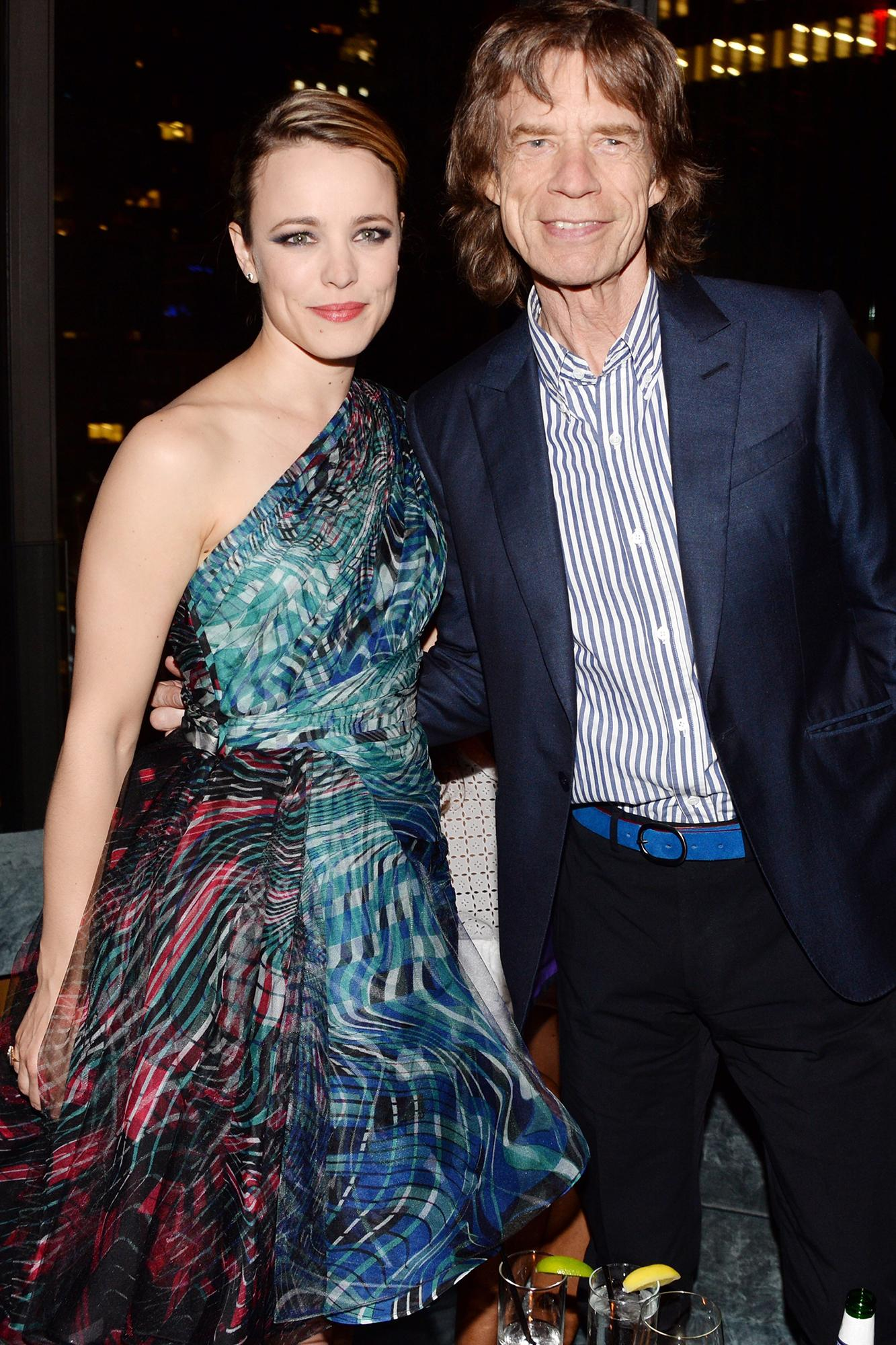 Rachel McAdams, @RealRobinWright, and a Rolling Stone—inside the premiere of #AMostWantedMan: http://t.co/MwF7WjbbXA http://t.co/M77HP5p6IJ