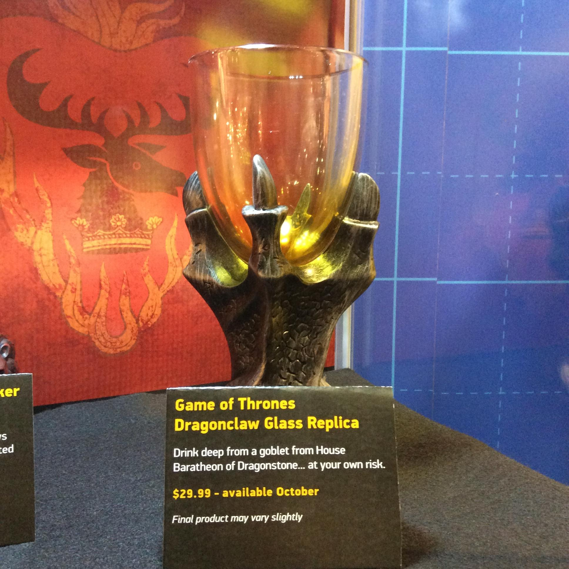 Game of Thrones Chalice Game of Thrones on Twitter