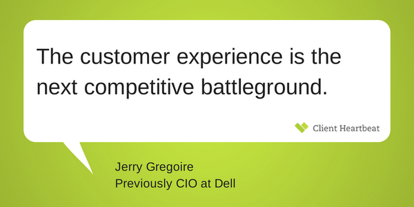 client heartbeat on the customer experience is the next