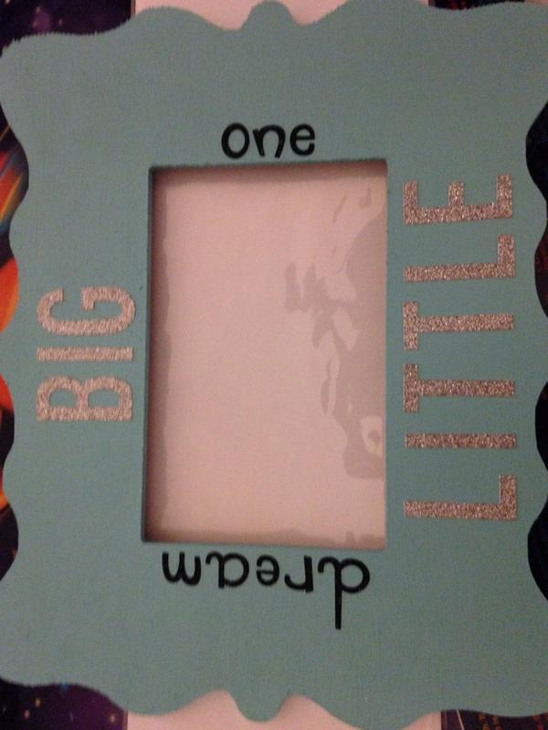 dream big little one picture frame oh my god i cant toocutepictwittercomfwepwhlxxe