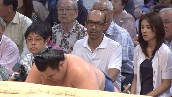 ちょww和田がSUMOUのNAGOYABASYOに!?ww http://t.co/6jDJtzyxPI