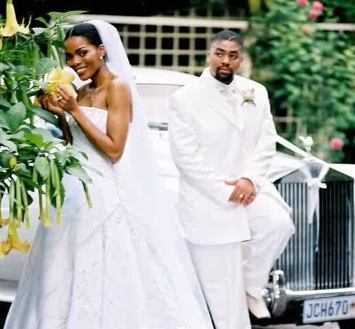 connie ferguson wedding pictures wwwpixsharkcom