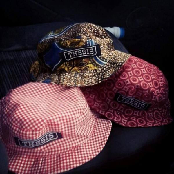 "IG: Thesis_Lifestyle On Twitter: ""kgali-kgali RT: @refiloelegoale1 Thesis  Bucket Hats Are The Future...I Have A Big Head Though, Wonder If They"