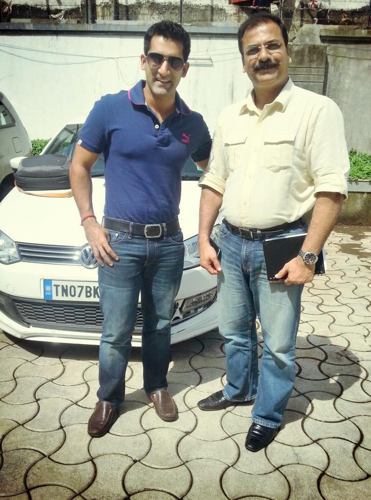 Karun Chandhok: Latest News, Photos, Videos on Karun ...