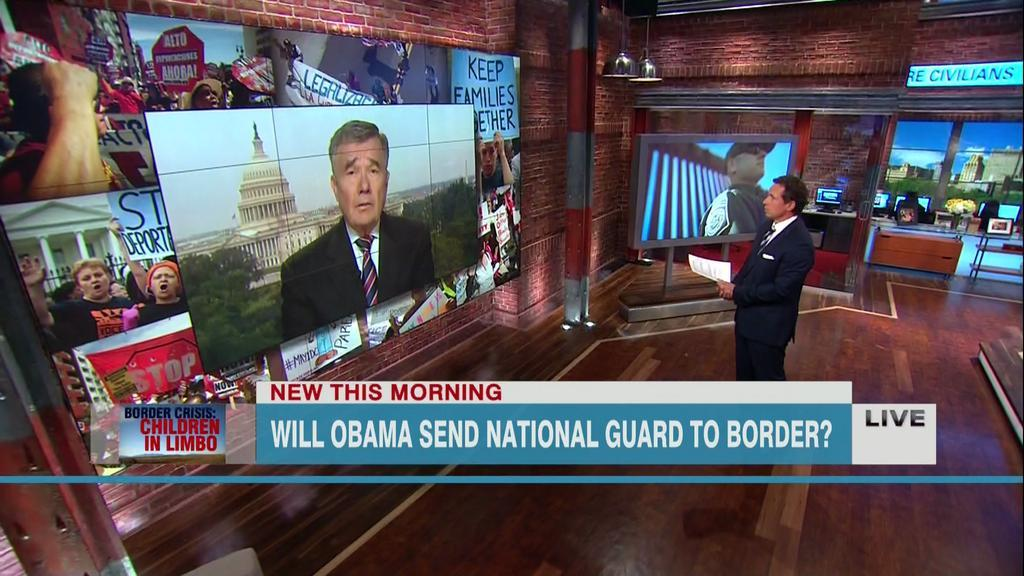 Twitter / ChrisCuomo: The head of @customsborder ...