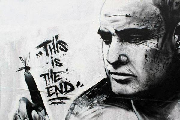 "graffiti art on Twitter: """"This is The END #graffiti"" http://t.co ..."