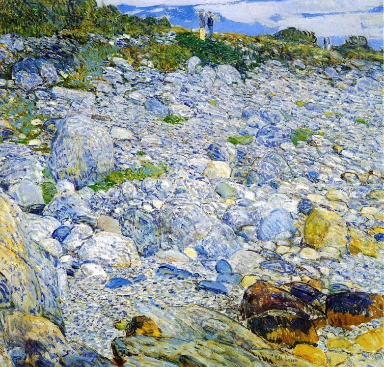Rocky Beach, Appledore
