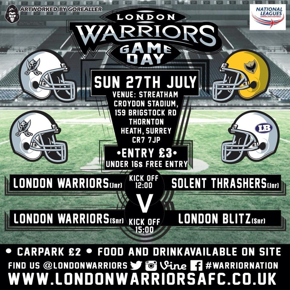 It's Cardiovascular Sunday!! @LondonBlitz no huddle sprints! Come along its only £3 best 2 teams in UK (Last Yr) FUN! http://t.co/lBKa1k2bYf