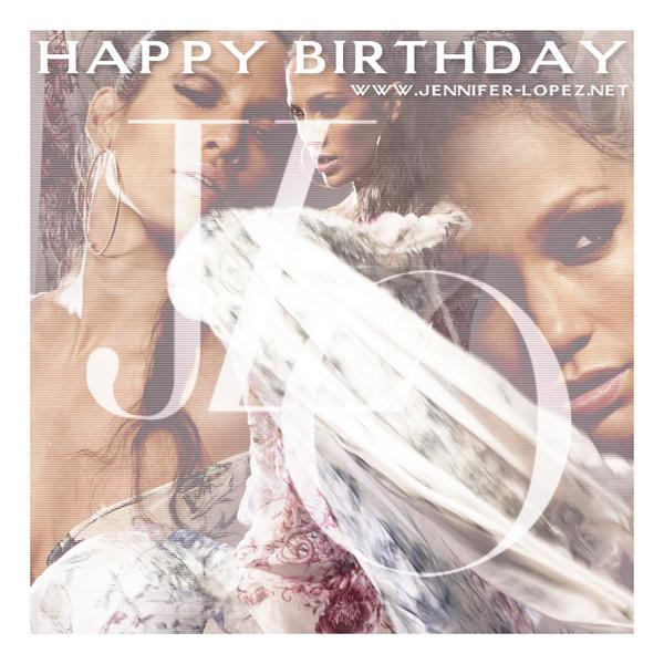Happy Birthday to You, Happy birthday Dear @JLO, happy birthday to you!! http://t.co/5tLJWGkxAy http://t.co/FOklWzPceM