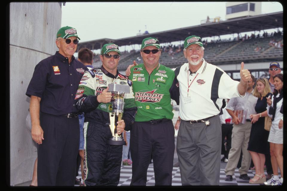Twitter / interstatebatts: #NASCAR #ThrowbackThursday ...