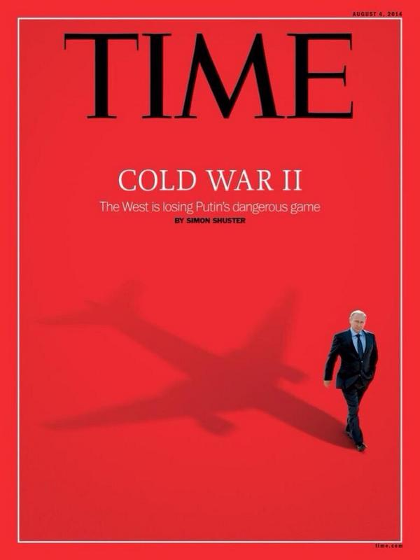 Обложка Newsweek: Putin the pariah. Враг общества №1 - Цензор.НЕТ 1285