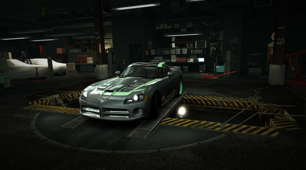 Its #TweetItUpThursday & I just entered to win a Dodge Viper SRT Limited Ed. from @NFSWorld! RT to enter!