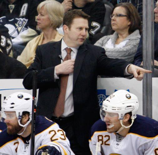 """WGRZ On Twitter: """"Former #Buffalo #Sabres Assistant Coach"""