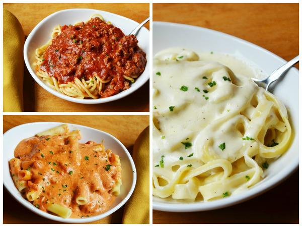 Olive Garden On Twitter Lunch Should Always Be This Good Add A Mini Pasta Bowl For Just 3