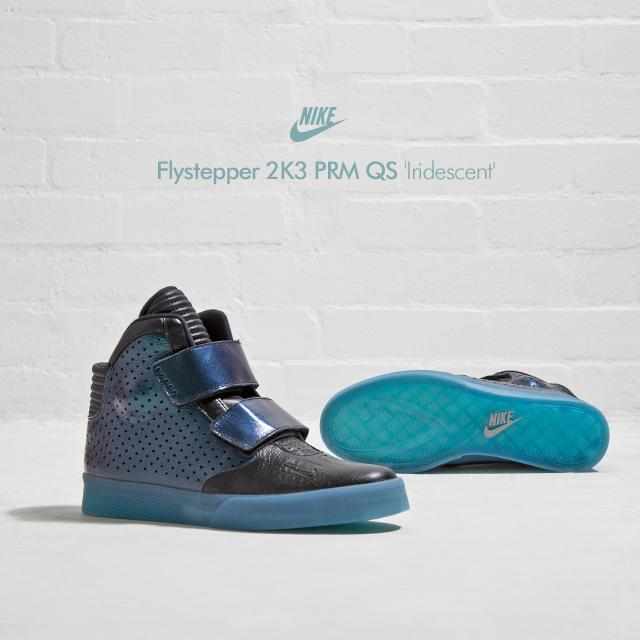 online retailer a0450 ac2d8 ... PRM QS Nike Flystepper 2K3 Premium QS Iridescent is available now http  t.co WeUseP5WXy http t ...