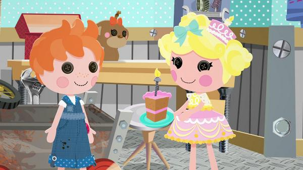 Lalaloopsy On Twitter Watch At Nickjr Tomorrow For Our Sew Fun N