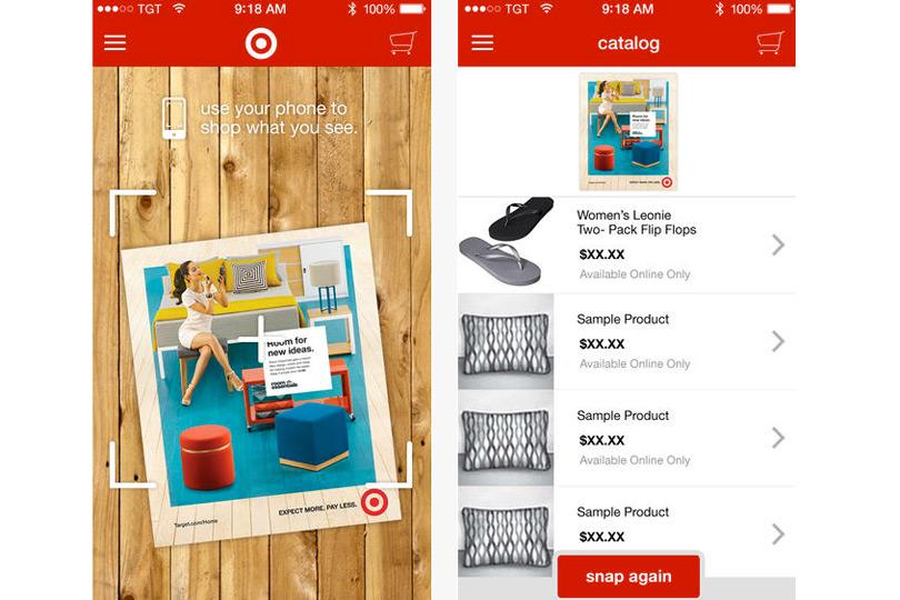 Target's New Mobile App Lets You Shop Directly off Print Ads http://t.co/Iuap4zuC28 http://t.co/yZHHQcJ2AH