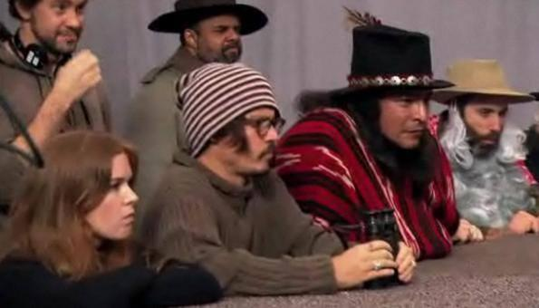 #tbt Isla Fisher, Johnny Depp, and Gil Birmingham #Rango http://t.co/pvqYBE6Smp