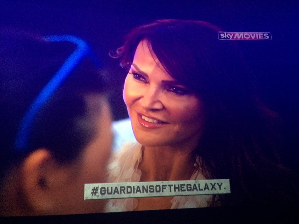 RT @InanchLondon: At the #GuardiansOfTheGalaxy European Premiere & spotted our lovely @lizziecundy http://t.co/PWuDns5iWq
