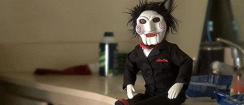 Jigsaw From 'Saw' Would Be The Worst Roommate You Could Possibly Have http://t.co/0FL6aAI0nj http://t.co/43vakA0MXS