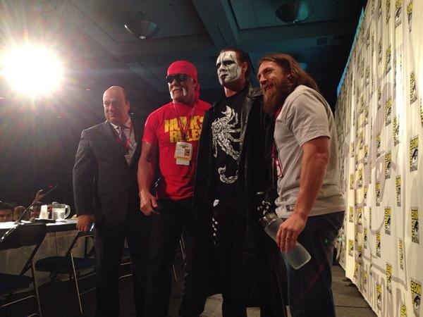 This just happened here at #SDCC @Sting #WWE http://t.co/mntqawimt4 http://t.co/39fYFNzDOp