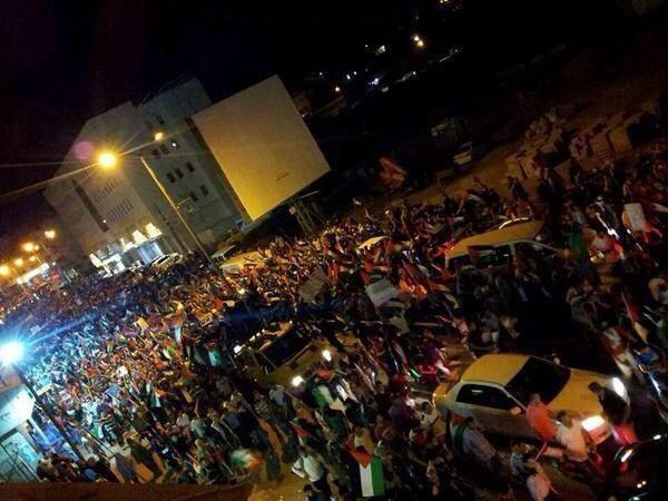 The west bank revolts  http://t.co/Zu8MU4d14D #Palestine #Gaza
