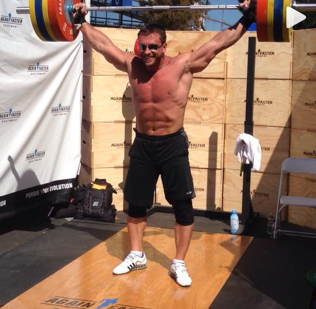 "Dmitry Klokov on Twitter: ""CrossFit Games 2014 - again ..."