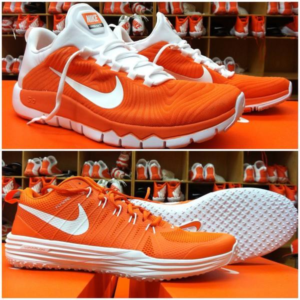 Clemson  Nike Shoe