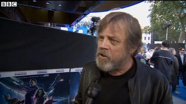 Trivia: Mark Hamill is now older than Alec Guinness was when he played Ben Kenobi in the original Star Wars. http://t.co/QSDcjLvNvM