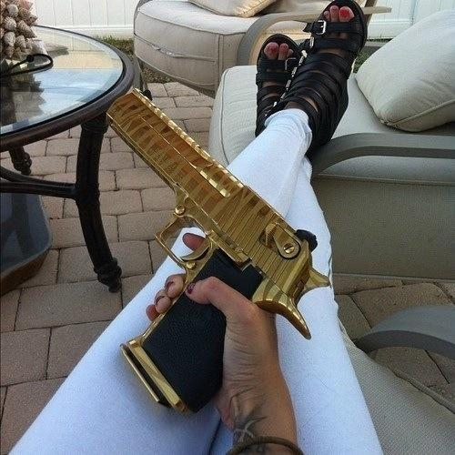Post Bad Guns On Twitter Desert Eagle Gold Tiger Camo Http T Co