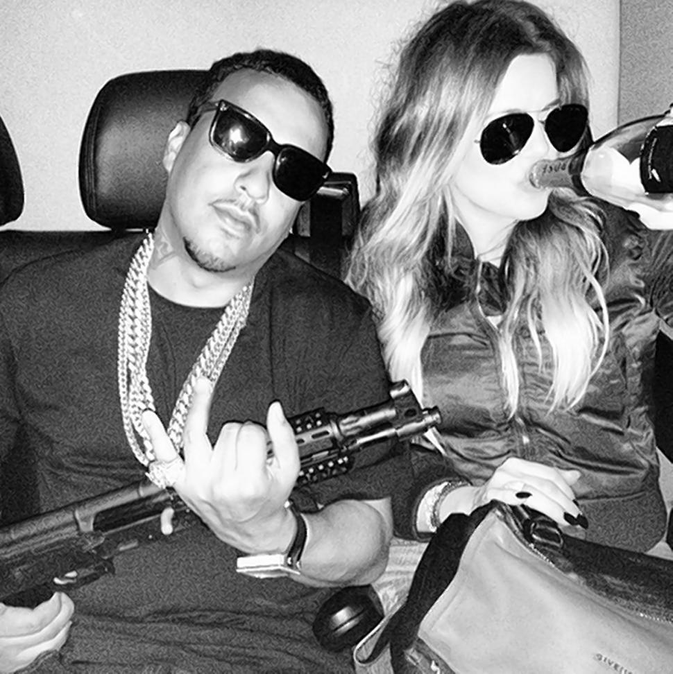 RT #KhloeKardashian & #FrenchMontana Talk F*cking In Their 1st Interview As A Couple! http://t.co/moaTzl236n <-- Wow! http://t.co/Jg5pioIevU