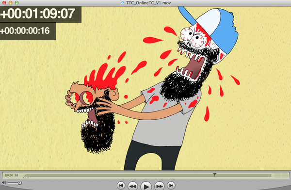 Me and @PunksGitCut are almost finished with a new @TRASH_TALK video. Its like #SanjayandCraig on acid. #ttc #nopeace http://t.co/kpHKs94KDp