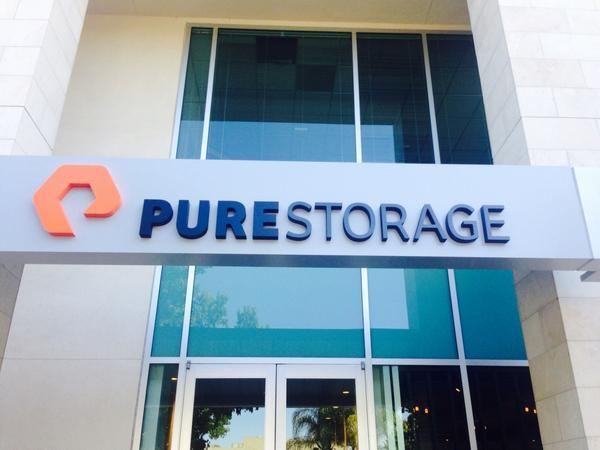 Pure Storage On Twitter The New Purestorage Office Castro Complete With Branding Loveyourflash Http T Co Dwnrxduoi0
