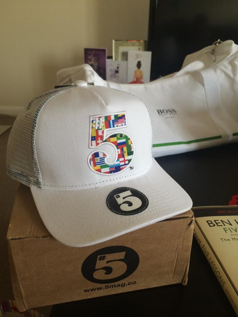 RT @malxx7: @rioferdy5 nice surprise from the missus on the big 30... #stilllookingswag@30 http://t.co/HVv9g9DBFl