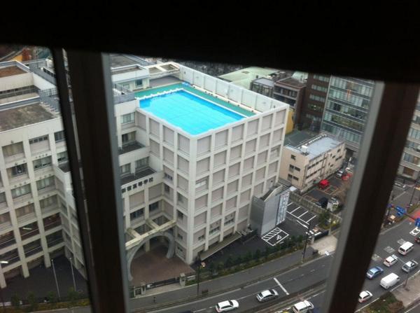 """東京都立新宿高校だよ。 on Twitter: """"新宿高校の目の前にあるバルト9 ..."""