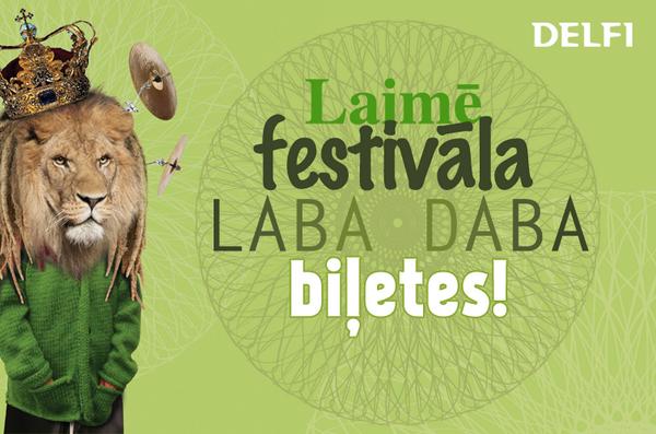 Izloze šovakar. Vēl ir iespēja! Seko mums, RT šo ziņu un laimē 2 ielūgumus uz festivālu LABA DABA! http://t.co/53fbG4rlHK