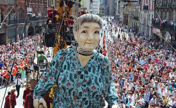 Giant Granny Liverpool