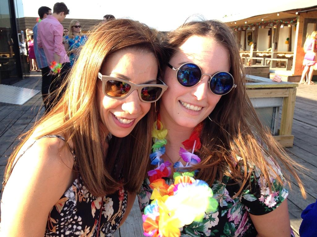 RT @paolanicolaides: @notreallyruby is party organiser extraordinaire. Good job Grets #havaspruk #havaswwldn http://t.co/4oV0X255HU