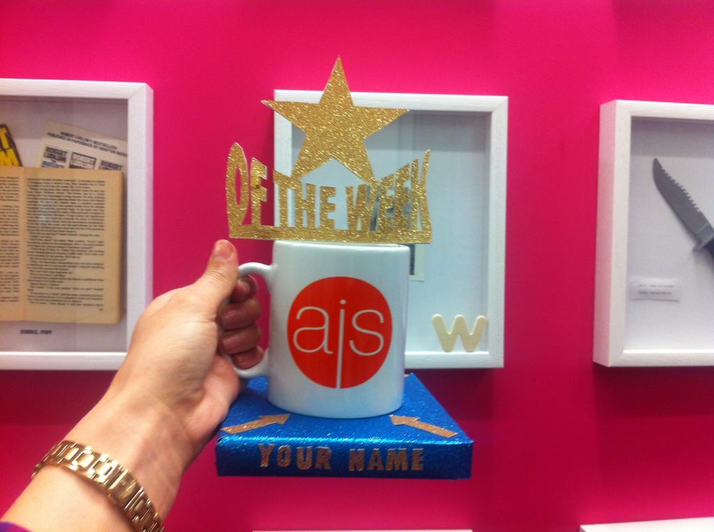 After some cheeky git scarpered with the last #StaroftheWeek trophy we've got a brand new one up for grabs this week http://t.co/N6hqK3D4y0