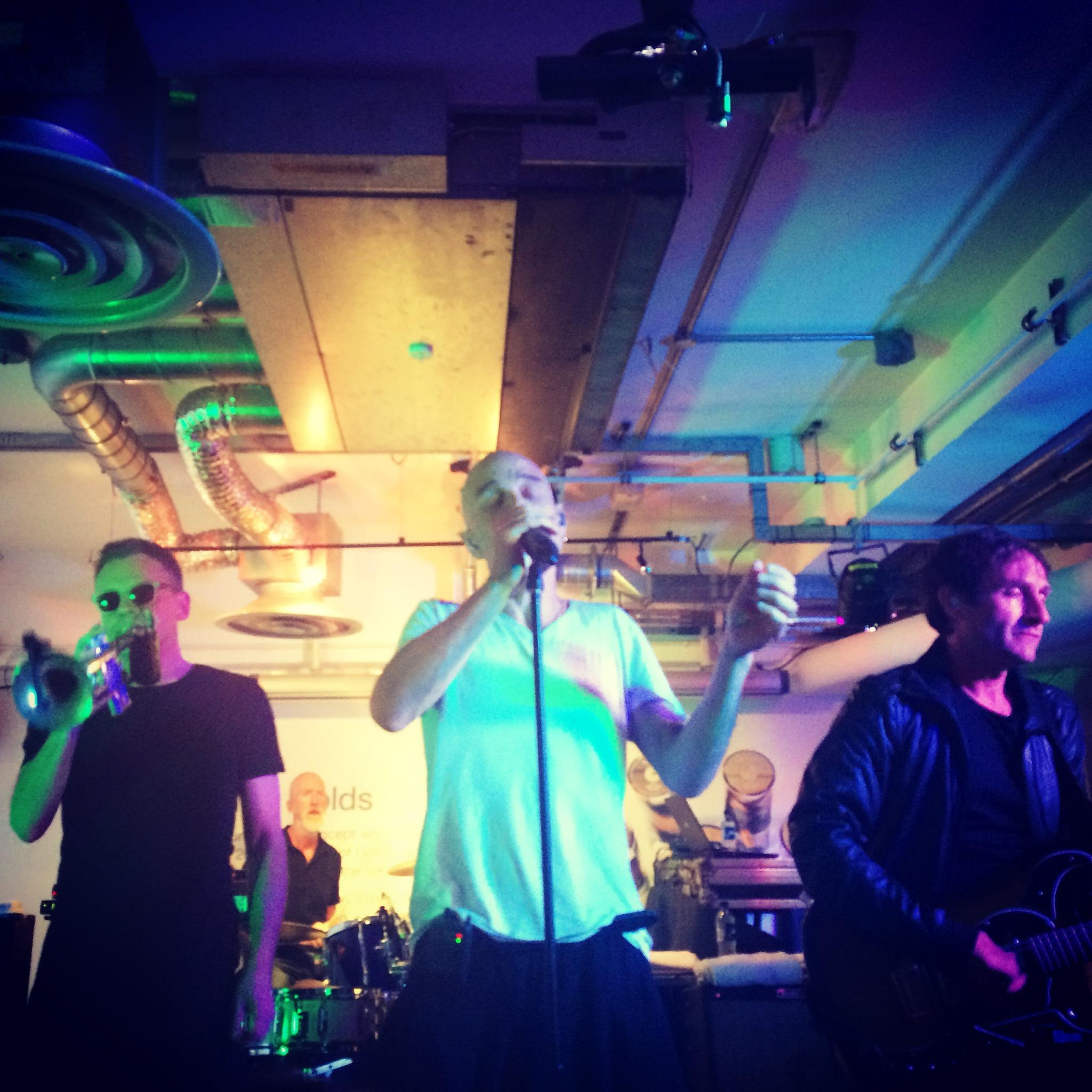 Best. Gig. Ever. Huge thanks to @wearejames for a totally unforgettable night! #TBWAsessions http://t.co/SYTq8kqt4n