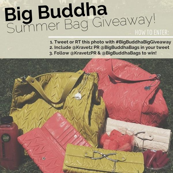 Today is your last chance to #win our @BigBuddhaBags #BigBuddhaBigGiveaway this week! RT this photo to enter. http://t.co/S9kuSJDRTr