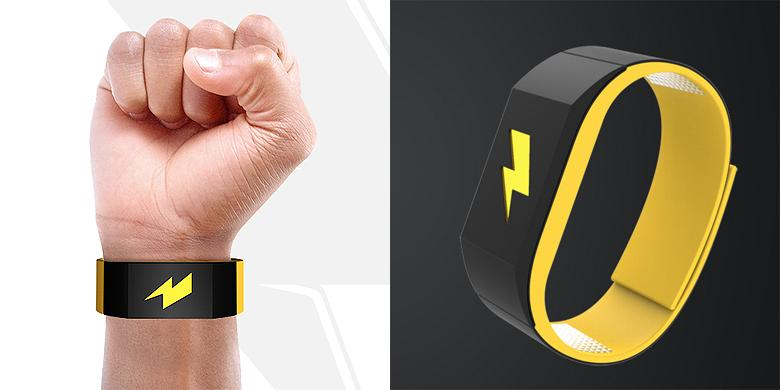 Fancy Wearing A Fitness Band That Gives You An Electric Shock If You Fail To Exercise? http://t.co/l99YiYlqR0 http://t.co/gzFyBAIRS8